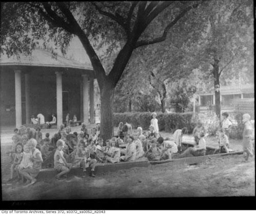 McCormick Park Sandbox - August 29, 1939