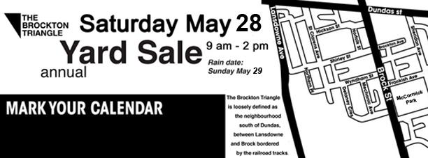brockton yard sale 2016