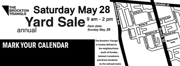brockton yard sale 2016